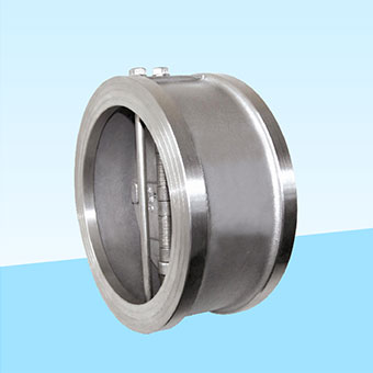 duel-plate-check-valve