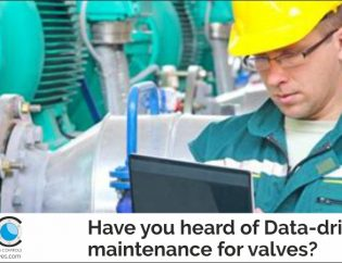 Have you heard Data-driven maintainance for valves