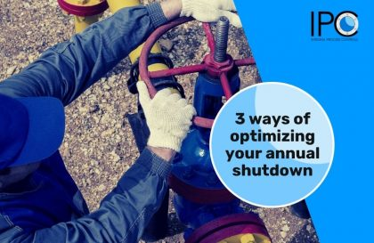 3 ways of optimizing your annual shutdown