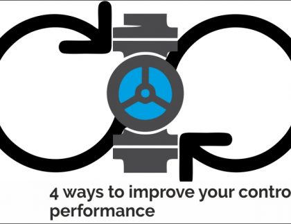 4 ways to improve your control valve performance