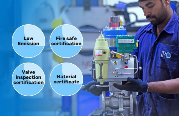 IPSM 4 pointers to judge a quality valve