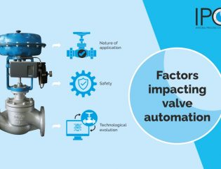 A single solution can resolve many critical questions - IPC valves
